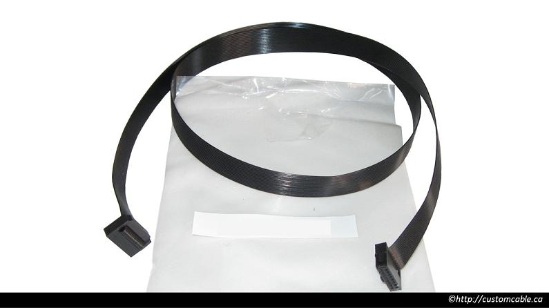 Flat Cable Assemblies : Custom ribbon cables customcable